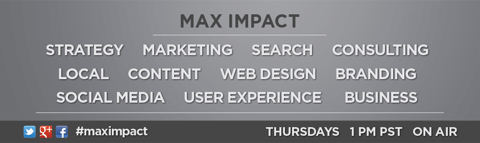 Max Impact - Digital Marketing Strategy