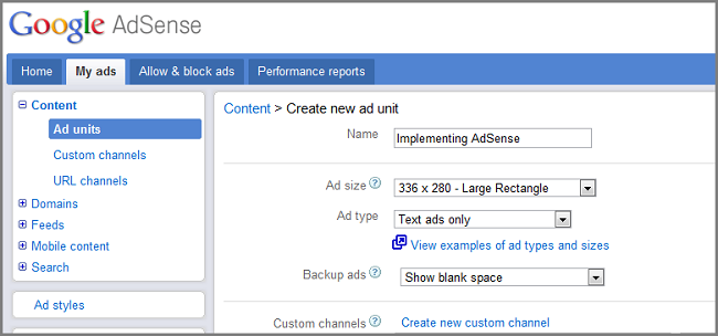 How To Use Google AdSense Efficiently on Your Site 3
