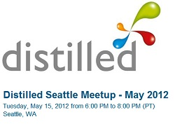 Distilled Seattle Meetup