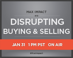 Disrupting Buying and Selling