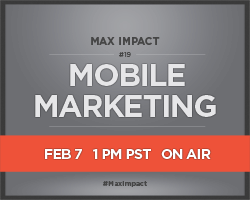 Mobile Marketing with Jamie Turner
